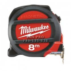 Milwaukee miara magnetyczna 8m