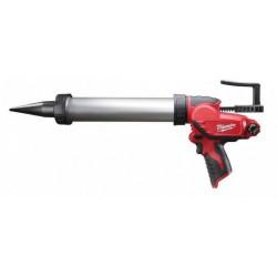 Pistolet  M12 400 ml - PCG/400A-0 tuba aluminiowa