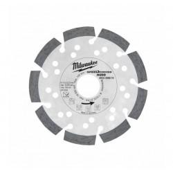 Milwaukee Tarcza diamentowa 115 mm HUDD do bardzo twardych materiałów