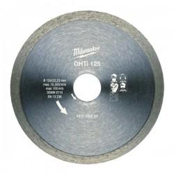 Milwaukee Tarcza diamentowa 125 mm do płytek DHTI