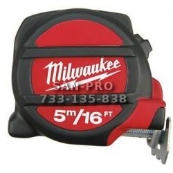 Milwaukee miara magnetyczna 5 m calowa i metryczna
